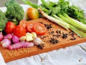 manger des produits bio